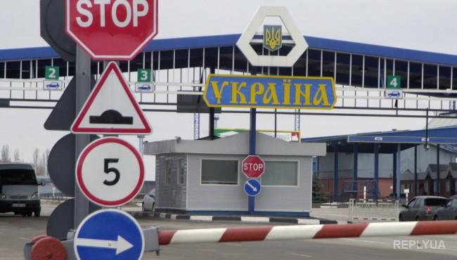На польской границе растет очередь из автомобилей