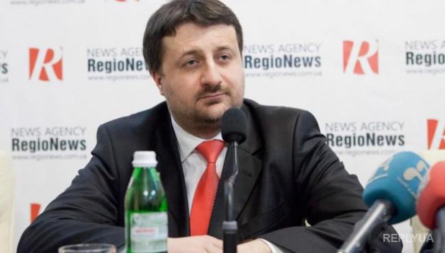 Загородний: Тактику «все в г…, а я в белом» использовали и до Саакашвили