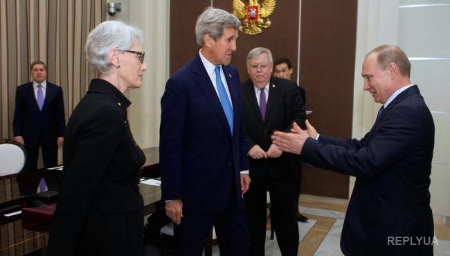 Керри: США будет сотрудничать с РФ, и Асад может пока остаться