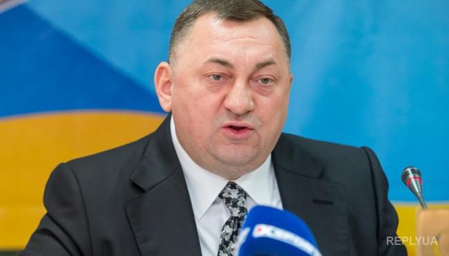 Политик и бизнесмен Александр Герега