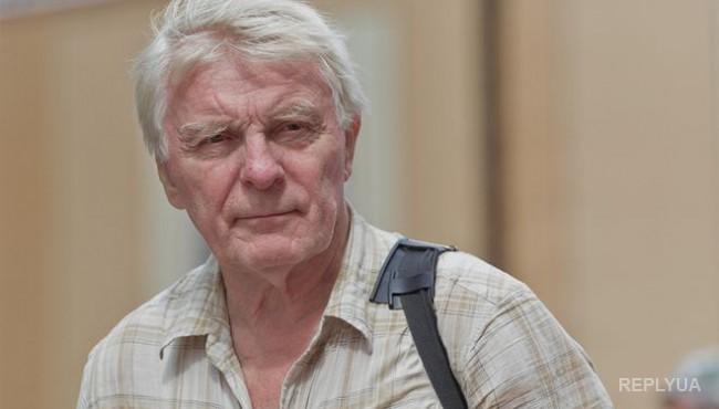 Народный артист Российской Федерации Владимир Назаров объявил, что его обидел Олег Табаков