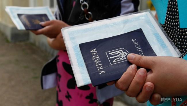В Ростовской области остаются 30 тысяч граждан Украины