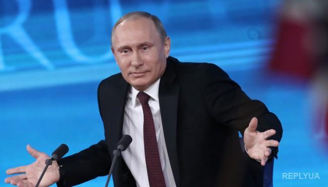 Украинский журналист и его вопрос к Путину