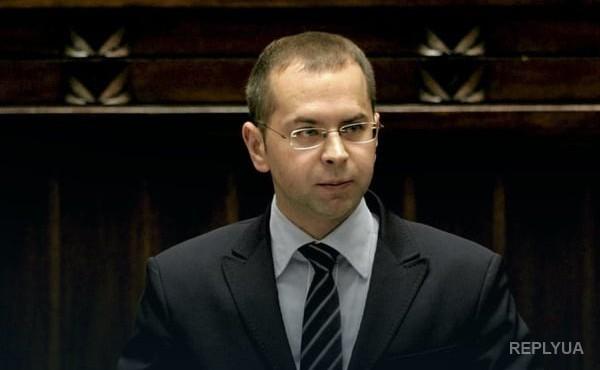 Польского депутата оштрафовали за выступление в Сейме