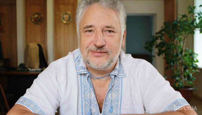 Жебривский побывал в Краматорске и привез хорошую новость