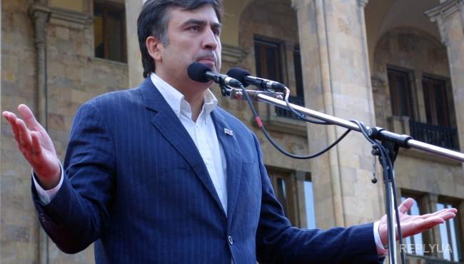 Саакашвили обвинил Путина во лжи и представил факты