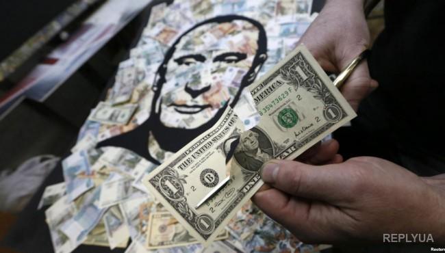 Снижение цен на нефть закончилось абсолютным обвалом российского рубля