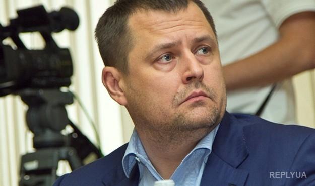 В Днепропетровской области Оппоблок выставили за двери