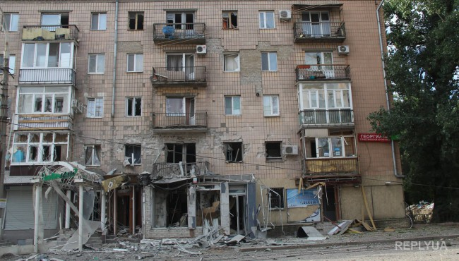 Бочкала опубликовал письма из Луганска и Алчевска