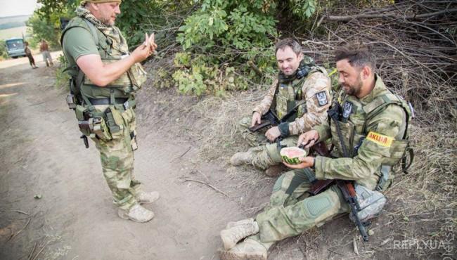 Ложь про батальон Киев-2 распространяет экс-доброволец