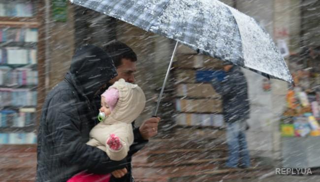 Синоптики: ближайшие дни в Украине будет по-осеннему тепло
