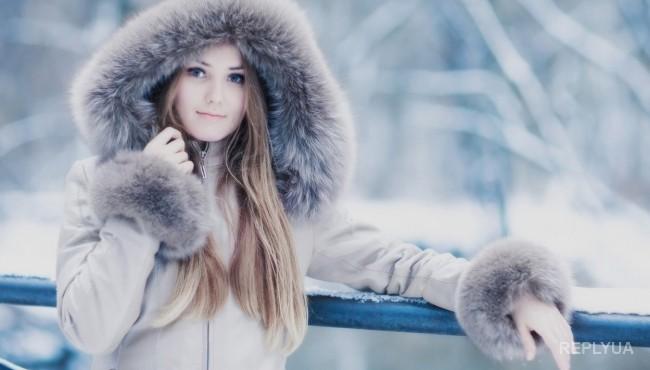 Девушкам - правильный уход за волосами зимой