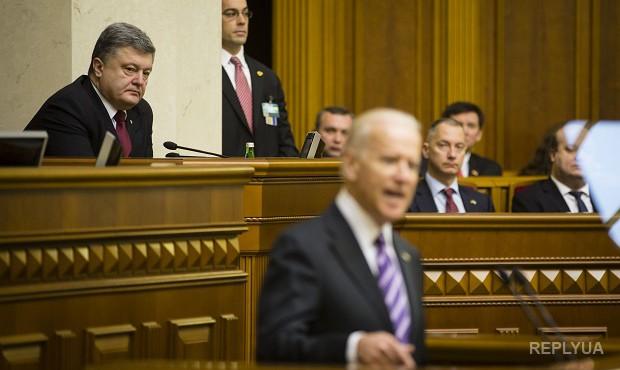 Воробьев: Штаты внесли Украину в список неблагонадежных