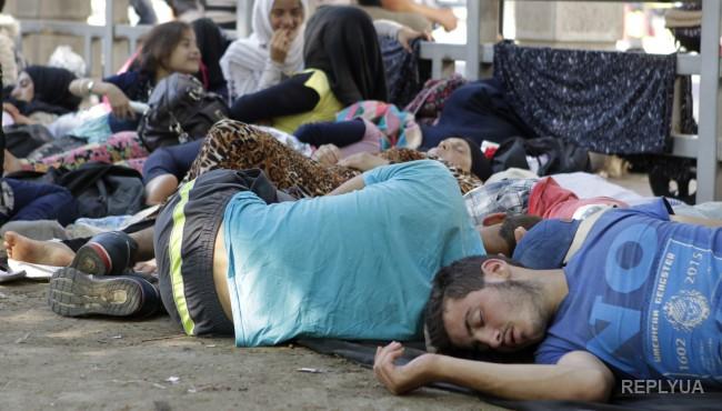В рождественскую ночь в Германии сожгли общежитие для мигрантов