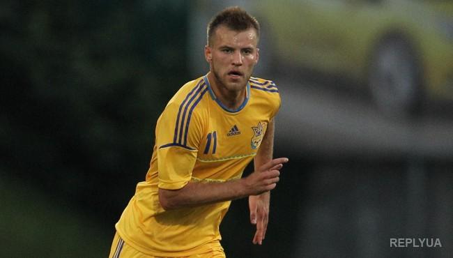 «Динамо» не собирается расставаться с Ярмоленко, и за него будут бороться