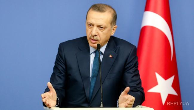 Эрдоган объяснил нежелание бороться с «ИГ»