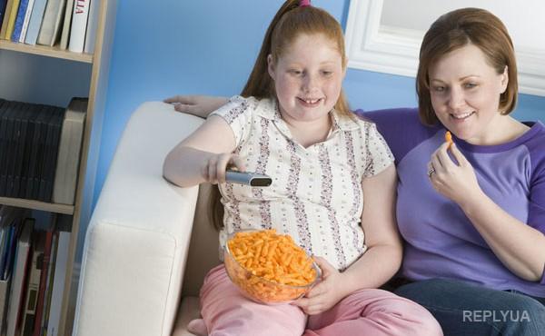 Медики рассказали, как избежать развития ожирения у детей