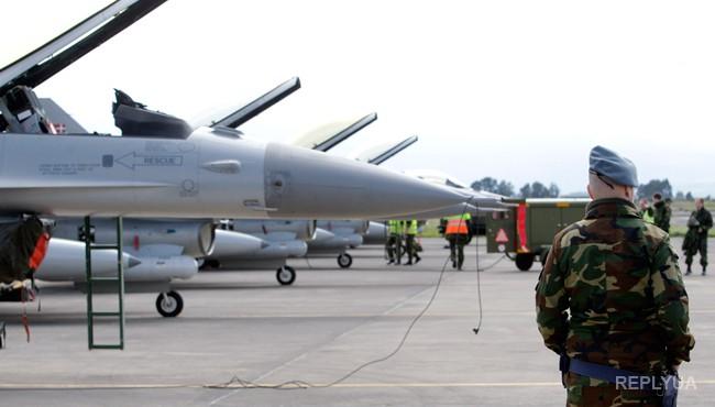 В Турцию переброшены самолеты НАТО