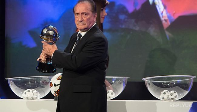 Вице-президента ФИФА поместили в тюрьму