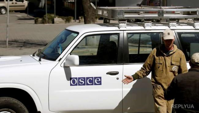Военные рассказали, как боевики пытались убить наблюдателей ОБСЕ