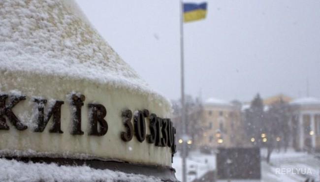 Синоптики прогнозируют сильнейшие снегопады в Украине