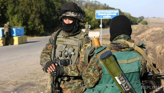 Краматорские пограничники задержали контрабандиста