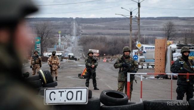 В Донецкой области задержано больше десятка пособников террористов
