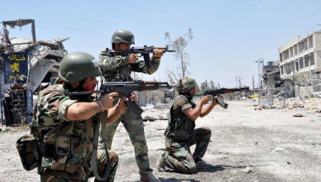 Сирийская армия освободила от террористов крупнейшую военную базу