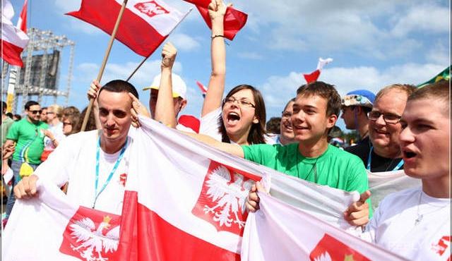 Всемирные дни молодежи пройдут в Польше