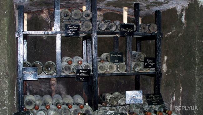Украина предупредила всех желающих приобрести вина Массандры о последствиях