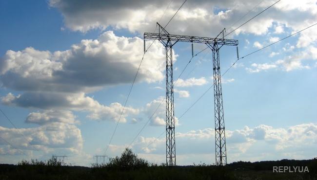 В Херсонской области перебои с электричеством