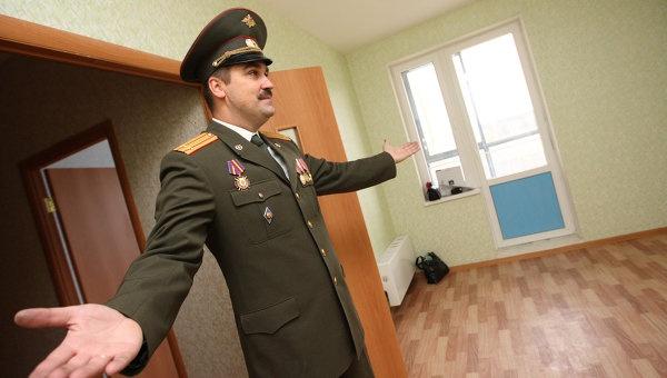 Минобороны РФ больше не обязано обеспечивать военных жильем
