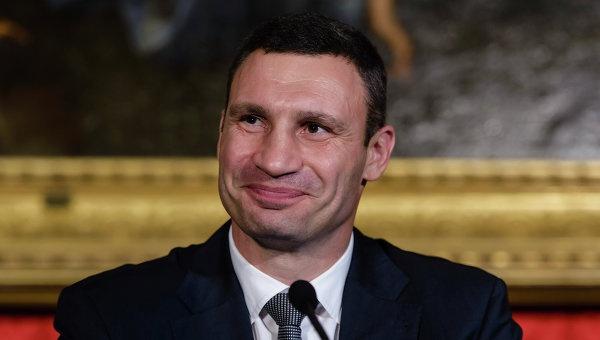 Виталий Кличко ответил пословицей на поражение брата в бое с Фьюри