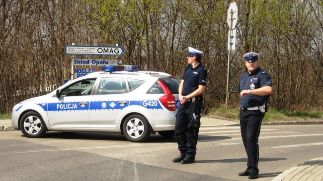 В Польше вводят терминалы для оплаты штрафов на месте