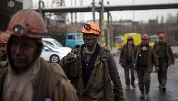 Казанский: В ДНР щедро «заплатили» шахтерам, выступавшим против «киевской хунты»