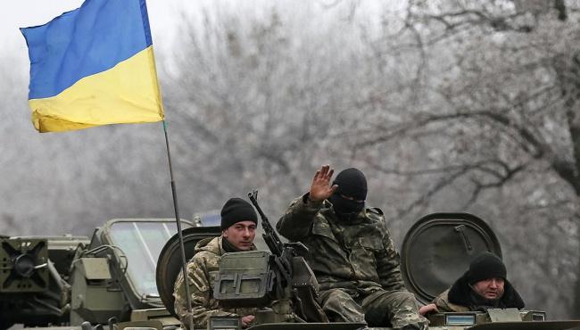 Первый день 2016 года начался с обстрелов Широкино и пригорода Донецка