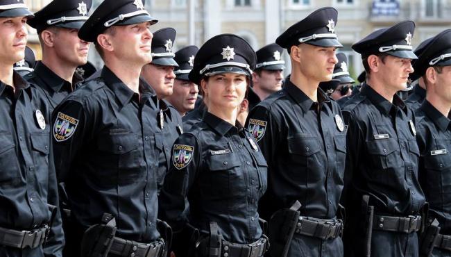 В Мукачево патрульными задержан пьяный майор