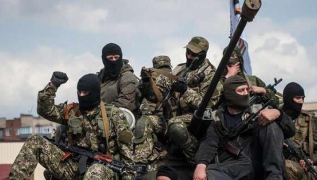 Новый год у боевиков: поножовщина, отравления алкоголем и потеря оружия
