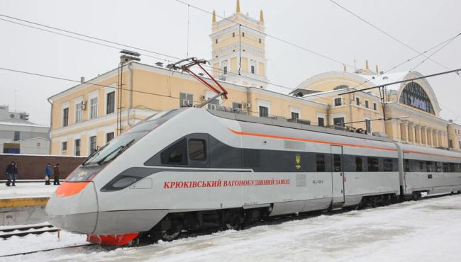 Сумы и Киев соединит современный скоростной поезд