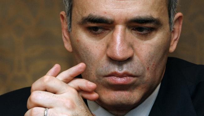 Каспаров: После краха Путина сразу выборы проводить нельзя