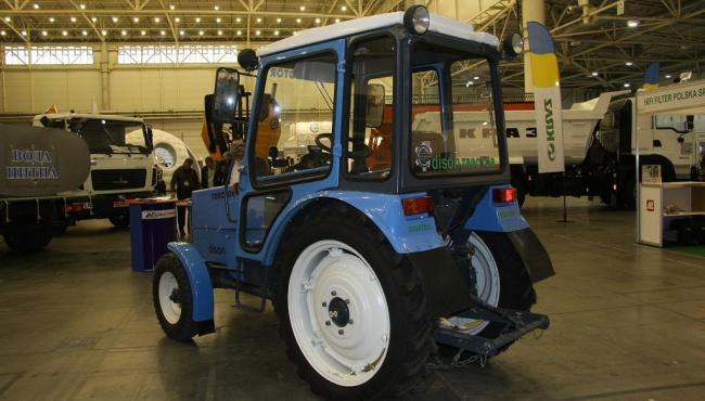 ХТЗ реализовал первую партию тракторов за считанные дни