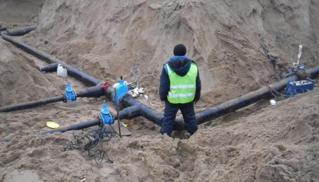В Крыму отключили воду