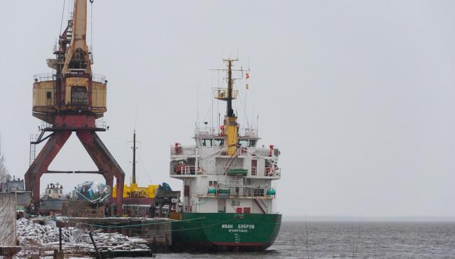 Датские власти задержали пьяный экипаж сухогруза из РФ