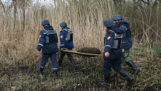 В Станице Луганской подорвался УРАЛ…