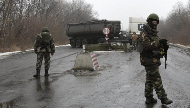 Через блокпосты на Донбассе перестали возить контрабанду