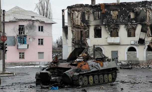 «Мэр» Дебальцево встречал Новый год в Севастополе