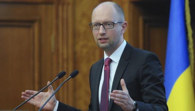 Яценюк в ожидании решения ЕС по безвизовому режиму