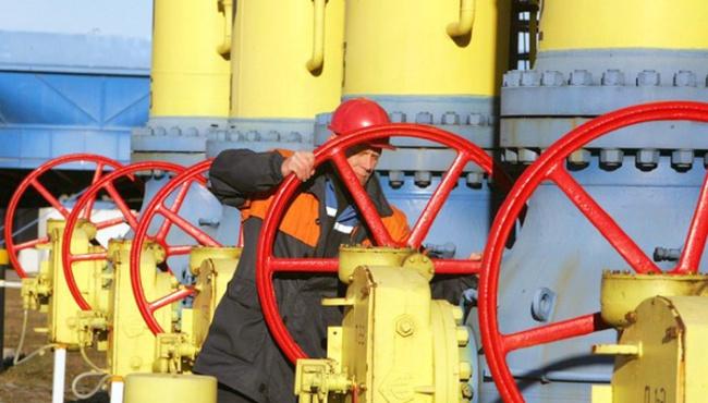 Из-за морозов резко сократились запасы газа в хранилищах