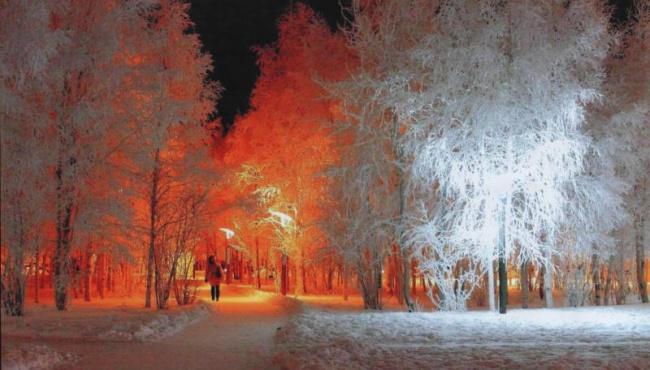 Завтра в Украине незначительное потепление