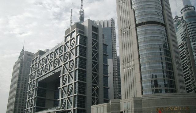 На Шанхайской фондовой бирже обвал